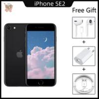 Used Original Apple iPhone SE 2020 Cellphone 4.7 Inch A13 3GB+ 64/128/256GB 12MP 4G-LTE Mobile Phone SE2