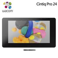 【宏華資訊廣場】Wacom - Cintiq Pro 24HD touch(DTH-2420) 高畫質觸控繪圖螢幕繪圖板(採客訂,免運)
