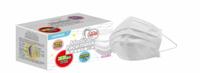 萊潔 LAITEST 醫療防護口罩(成人) 雪花白 -50入盒裝