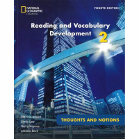 Reading and Vocabulary Development 2 4/e:Thoughts & Notions