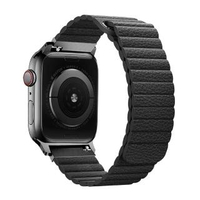 【Promate】Apple Watch 38/40mm 高質感磁吸式錶帶(Lavish)