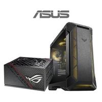 【ASUS 華碩 1000W電源+機殼】TUF Gaming GT501 Case 機殼+ROG Strix 1000W 金牌 電源供應器