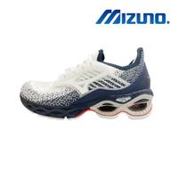 Mizuno 美津濃 WAVE CREATION 22  WAVEKNIT J1GC213301 男慢跑鞋