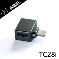 【ddHiFi】Type-C母轉 Lightning公OTG轉接頭(TC28i)