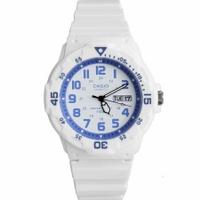 卡西歐 CASIO潛水運動風格白色手錶 休閒運動腕錶 防水100米【NE1278】原廠公司貨
