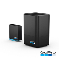 (8D) GoPro-HERO6/7/8 Black專用雙電池充電器AJDBD-001(公司貨)