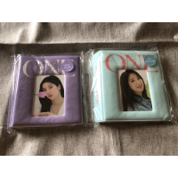 IZ*ONE ONE,THE STORY 02 COLLECT BOOK 卡冊 恩妃 彩演 週邊