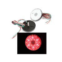 TOYOTA 豐田 Sequoia Highlander Noah 適用 LED後保桿燈 (透明燈殼) LL-25044