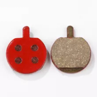1 Pair of Bicycle Brake Pads, Suitable For Jak-5, B777, Trinx, FOREVER, Etc