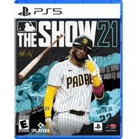 【SONY 索尼】PS5 美國職棒大聯盟 21 MLB The Show 21《英文版》
