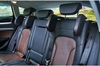 免運 汽車頭枕側靠睡覺車用兒童安全頭枕寶馬護頸枕車椅車載靠枕   韓國時尚週