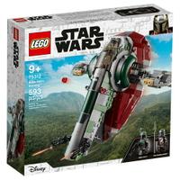 LEGO 樂高 Star Wars - 波巴費特的星際飛船Boba Fett's Starship™ 75312
