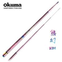 【OKUMA】熊幻II 93H 泰國蝦竿 4/5/6/7/8尺(93H硬度適中天枰仕掛對應)