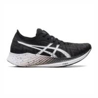 【asics 亞瑟士】Asics Magic Speed 2E 男 慢跑鞋 碳板 輕量 緩衝 回彈 寬楦 黑(1011B393-001)