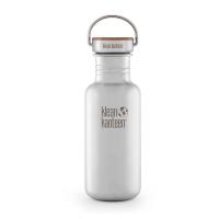 【美國Klean Kanteen】竹片蓋不鏽鋼冷水瓶