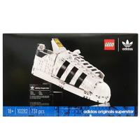 LEGO 樂高 10282  愛迪達 鞋 Adidas Originals Superstar
