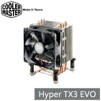 Cooler Master Hyper TX3 EVO CPU 散熱器 酷媽 RR-TX3E-28PK【每家比】