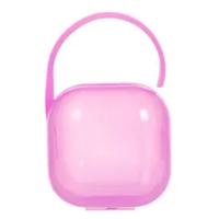3ชิ้น/เซ็ตสี Pacifier เด็ก Solid กล่องจุกนมหลอกผู้ถือคอนเทนเนอร์กล่องกระเป๋าเดินทางปลอดภัยผู้ถือ ...