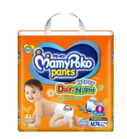 MamyPoko | ผ้าอ้อมเด็ก MamyPoko Pants Lovely Day&Night