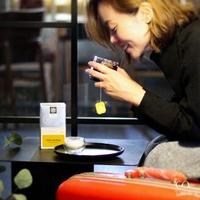 【samova 歐洲時尚茶飲】有機大吉嶺紅茶/咖啡因500ppm/ High Darling 親密愛人(Express系列)