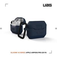 【UAG】AirPods Pro 耐衝擊防塵保護殼V2-藍(UAG)