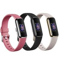 【Fitbit】LUXE 智慧手環 智慧手錶(公司貨)