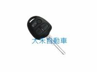 [大禾自動車] 三菱 Outlander 遙控晶片鑰匙外殼