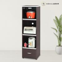 1.5尺一抽三拉盤塑鋼電器櫃(附插座)【米朵Miduo】
