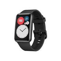 【HUAWEI】HUAWEI WATCH Fit 智慧手錶TIA-B09 黑 福利品 展示品