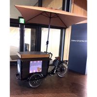 行動三輪車 造型攤車 創業餐車 茶桶 飲料桶 出租車