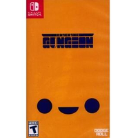 【Nintendo 任天堂】NS Switch 進軍槍牢:豪華版 中英日文美版(Enter The Gungeon: Deluxe Edition)
