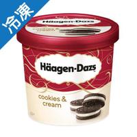 哈根達斯 冰淇淋迷你杯 淇淋巧酥 100ml【愛買冷凍】