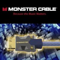 【MONSTER 魔聲】M系列 1米 M3000 8K HDMI 2.1光纖線