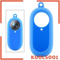 [Koolsoo1] 用於 Insta360 Go2 運動相機的矽膠套保護套保護套