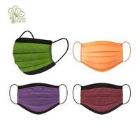 【荷康】醫用醫療口罩雙鋼印台灣製造 炫彩多色任選 50入/盒(醫療口罩)