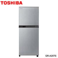 TOSHIBA 東芝GR-A25TS(S) 冰箱 典雅銀 2門 192L 一級變頻