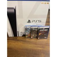PS5 光碟版 遊戲組合 現貨