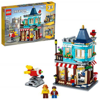 LEGO 樂高 Creator 3 合 1聯排別墅玩具店 31105 (554 件)
