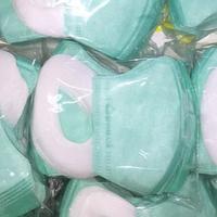 【台灣製 】BNN醫用口罩 MSS幼童.兒童3D立體耳掛*綠*50入/盒-25 #百富生活館