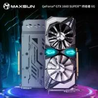 MAXSUN MS-GeForce GTX1660 Super Terminator 6G GDDR6