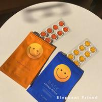 現貨◐天天出貨◐ 韓國 By Jane 微笑 天然精油 口罩香氛貼 笑臉天然精油 微笑  口罩貼片 口罩貼紙 香氛貼片