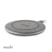 【moshi】Otto Q 無線充電盤(USB-C 防過充 Qi認證 AirPods充電)
