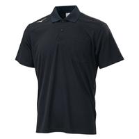 Mizuno Polo [32TA002009] 男 短袖 Polo衫 吸汗 速乾 運動 休閒 黑