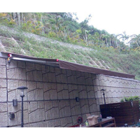 專業帆布伸縮鋁合金遮雨陽棚 固定式遮雨棚 可固定式活動車庫(雙北基隆桃園)