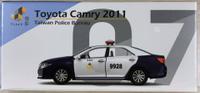 ☆勳寶玩具舖【現貨】TINY 微影 TW07 Toyota 豐田 Camry 2011 台灣警察局 警車
