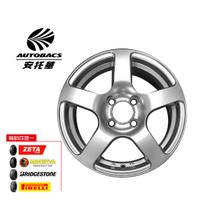 RH873 鋁圈 14吋/4孔100/6J/ET38 - 輪胎185/60/14 四輪四圈組合/輪胎三選一