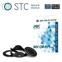 【STC】Hood-Adapter 轉接環快拆遮光罩組 for SONY RX100 M6/M7/ZV1相機〈CPL 組合〉