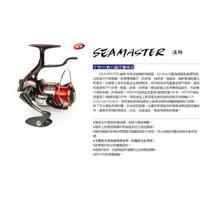 📌拼銷量📌猛哥釣具 來新莊一樣價手煞車捲線器OKUMA SEAMASTER漁師 SM-2500 手煞車捲線器(雙線杯