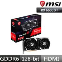 【MSI 微星】RX6600XT GAMING X 8G+微星 X470 GAMING PLUS MAX