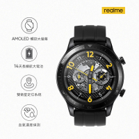 【realme】Watch S Pro 健康血氧偵測智慧手錶